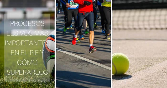 Lesiones comunes en la práctica deportiva